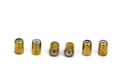 ERTÜRK - 5x7.5 mm, BORU ASANSÖR KLİPS, HAM PİRİNÇ
